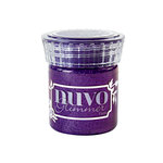 Tonic Studios - Nuvo Collection - Glimmer Paste - Amethyst Purple