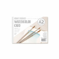 Tonic Studios - Craft Perfect - Watercolour Cards - A2 - 15 Sheets