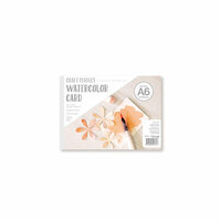 Tonic Studios - Craft Perfect - Watercolour Cards - A6 - 15 Sheets