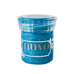 Tonic Studios - Nuvo Collection - Glimmer Paste - Sapphire Blue