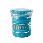 Tonic Studios - Nuvo Collection - Glimmer Paste - Blue Topaz