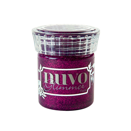 Nuvo - Arabian Nights Collection - Glimmer Paste - Plum Spinel