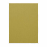 Tonic Studios - Festive Season Collection - Classic Card - 8.5 x 11 Paper - Olive Green - 10 Pack
