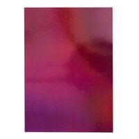 Tonic Studios - Craft Perfect - 8.5 x 11 Cardstock - Iridescent Mirror Card - Purple Rain - 5 Pack