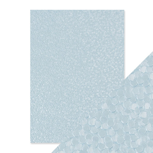 Tonic Studios - Hand Crafted Embossed Cotton Paper - A4 - Hail Storm - 5 Pack