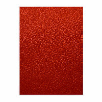 Tonic Studios - Festive Season Collection - Handmade Paper - A4 - Red Berries - 5 Pack