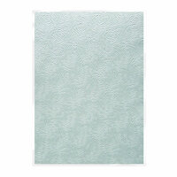 Tonic Studios - Ocean Air Collection - Handmade Paper - A4 - Iced Petals - 5 Pack