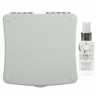 Tonic - Nuvo Collection - Stamp Cleaning Pad and Solution Set