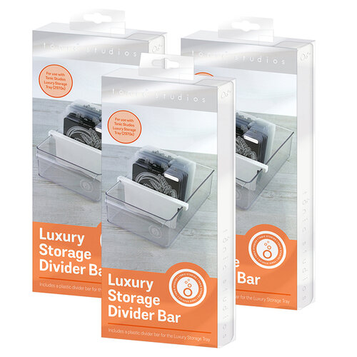 Tonic Studios - Luxury Storage Collection - Divider Bar - 3 Pack