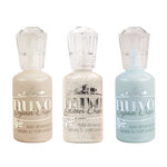 Nuvo - Ocean Air Collection - Glitter and Crystal Drops - 3 Pack Set