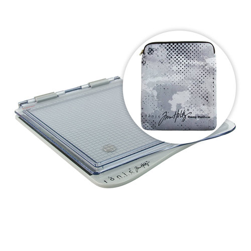 Tonic Studios - Tim Holtz - Stamp Platform and Sleeve Bundle