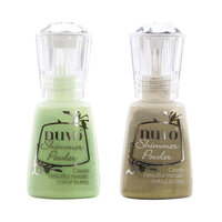 Nuvo - Woodland Walk Collection - Shimmer Powder - 2 Pack Set