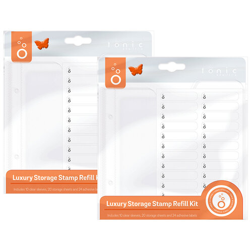 Tonic Studios - Luxury Storage Collection - Stamp Refill - 2 Pack