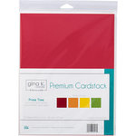 Therm O Web - Premium Cardstock - 8.5 x 11 - Prime Time - 12 Sheets