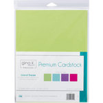 Therm O Web - Premium Cardstock - 8.5 x 11 - Island Dream - 12 Sheets