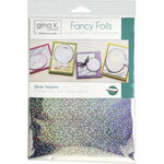 Therm O Web - Fancy Foils - 6 x 8 - Silver Sequins