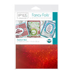 Therm O Web - Fancy Foils - 6 x 8 - Radiant Red