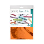 Therm O Web - Fancy Foils - 6 x 8 - Dazzling Orange