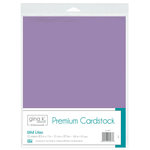 Therm O Web - Premium Cardstock - 8.5 x 11 - Wild Lilac - 10 Pack