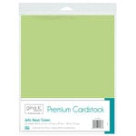 Therm O Web - Premium Cardstock - 8.5 x 11 - Jelly Bean Green - 10 Pack