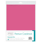 Therm O Web - Premium Cardstock - 8.5 x 11 - Passionate Pink - 10 Pack