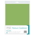 Therm O Web - Premium Cardstock - 8.5 x 11 - Grass Green - 10 Pack