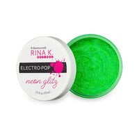 Rina K Designs - Neon Glitz Glitter Gel - Screamin' Green