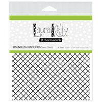 Therm O Web - Deco Foil - 5.75 x 5.75 Toner Sheet - Dauntless Diamonds