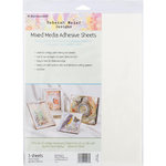Therm O Web - Mixed Media - 9 x 12 - Adhesive Sheets