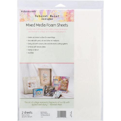 Therm O Web - Mixed Media - 9 x 12 - Foam Sheets