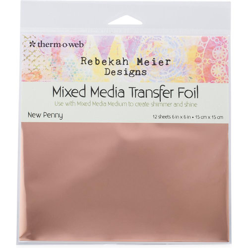 Therm O Web - Transfer Foil - 6 x 6 - New Penny