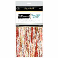 Therm O Web - iCraft - Deco Foil - 6 x 12 Transfer Sheet - Sunrise - 10 Pack