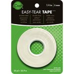 Therm O Web - iCraft - Easy-Tear Tape - .25 Inch x 27 Yard Roll
