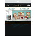 Therm O Web - iCraft - Deco Foil - 8.5 x 11 Toner Sheets - 3 Pack
