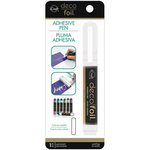 Therm O Web - iCraft - Deco Foil - Adhesive Pen - .34 Fluid Ounces