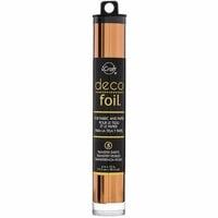 Therm O Web - iCraft - Deco Foil - 6 x 12 Transfer Sheet - Copper - 5 Pack