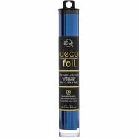 Therm O Web - iCraft - Deco Foil - 6 x 12 Transfer Sheet - Deep Blue - 5 Pack
