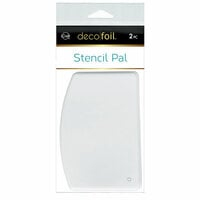Therm O Web - iCraft - Deco Foil - Stencil Pal - 4 x 5.5 - 2 Pack