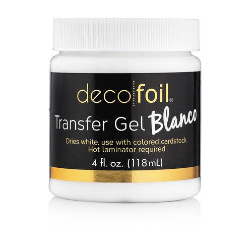 Therm O Web - Deco Foil - Transfer Gel - Blanco - 4 Ounces