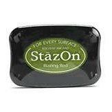 Staz On Ink Pads - Olive Green