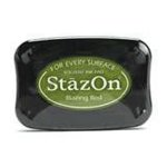 Staz On Ink Pads - Olive Green