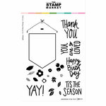The Stamp Market - Clear Photopolymer Stamps - Banners for You