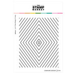 The Stamp Market - Clear Photopolymer Stamps - Diamond Design Background