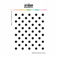 The Stamp Market - Clear Photopolymer Stamps - Perfect Polka Dot