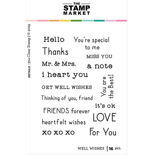 The Stamp Market Well Wishes