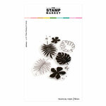 The Stamp Market - Clear Photopolymer Stamps - Tropical Vibes