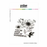 The Stamp Market - Clear Photopolymer Stamps - Some Kind of Wonderful