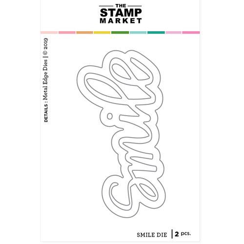 The Stamp Market - Dies - Smile