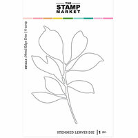 The Stamp Market - Dies - Stemmed Leaves