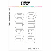 The Stamp Market - Dies - Hello